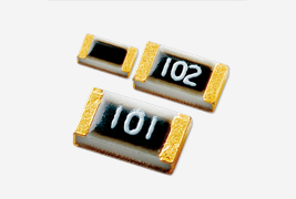High temperature thin film chip resistors RGA  series