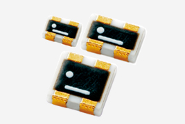 High temperature metal thin film resistor networks RMA  series