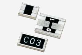 Precision chip attenuators PAT series、W type