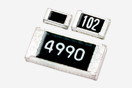 Metal thin film chip resistors(wide temperature range) RGT series