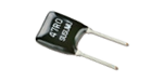 Resistors with radial leads